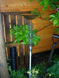 Garden Totom birdbath