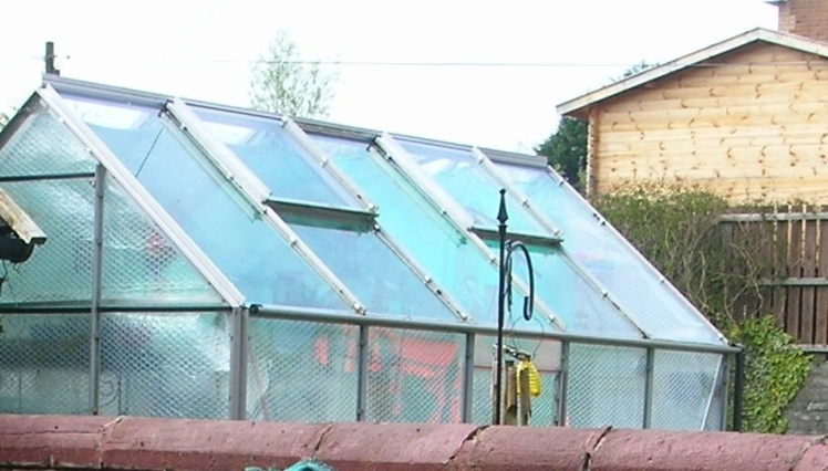 Greenhouse vents c