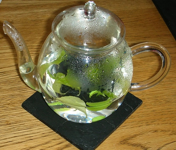 Mrs Burns Lemon Basil Tea c